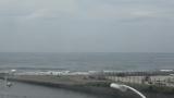 鵠沼海岸ライブカメラ2(YouTube)と雨雲レーダー/神奈川県藤沢市