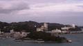 停止中:尾鷲港ライブカメラと雨雲レーダー/三重県尾鷲市