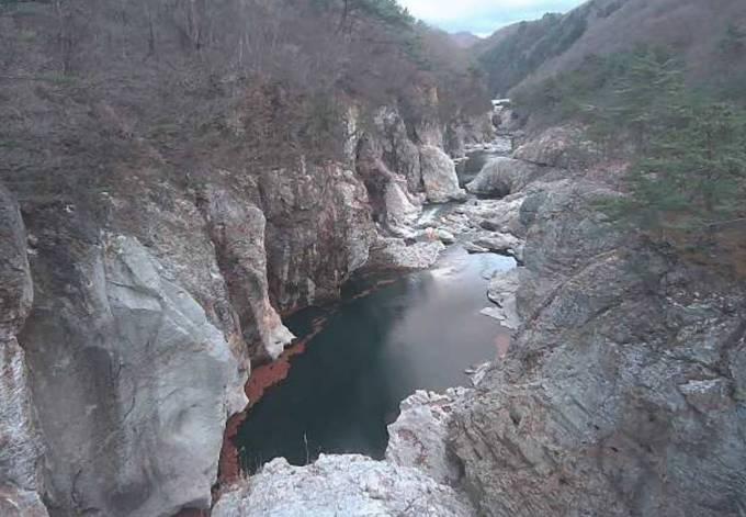 停止中:龍王峡ライブカメラと雨雲レーダー/栃木県日光市