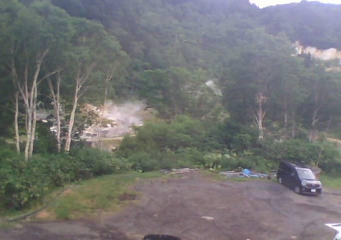 蒸ノ湯温泉(ふけのゆおんせん)ライブカメラと雨雲レーダー/秋田県鹿角市