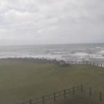 道の駅象潟「ねむの丘」日本海ライブカメラ