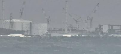 停止中:TBS/JNNの福島第一原子力発電所(ふくいち)ライブカメラと雨雲レーダー/福島県大熊町