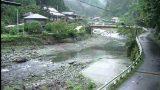 奈良県上北山村 小橡川ライブカメラと雨雲レーダー