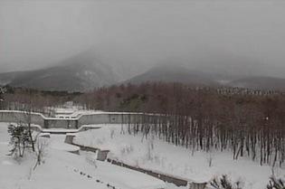 岩手山・御神坂(おみさか)周辺ライブカメラと雨雲レーダー/岩手県雫石町