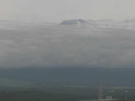 富士山ライブカメラと雨雲レーダー/静岡県御殿場市