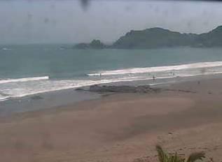 高知県東洋町 生見海岸ライブカメラと雨雲レーダー