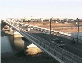 相模川・相模大橋(さがみがわ・さがみおおはし)周辺ライブカメラ