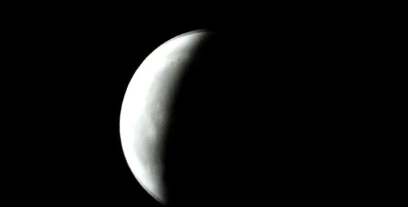 「ハルカス300 皆既月食観望会」ライブカメラ