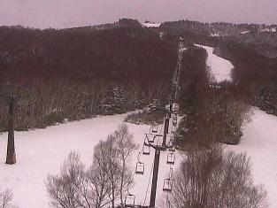 長野県山ノ内町 志賀高原の焼額山スキー場ライブカメラと雨雲レーダー