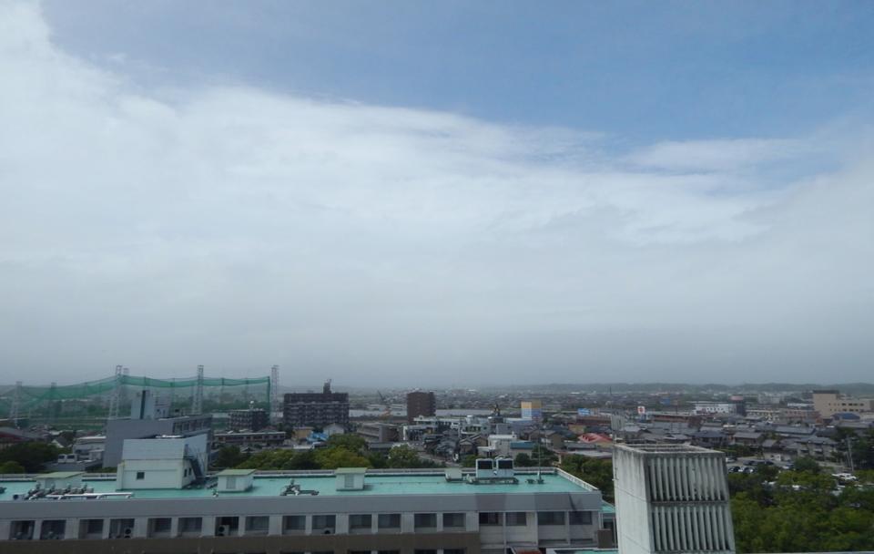 三重大学の周辺ライブカメラと雨雲レーダー/三重県津市