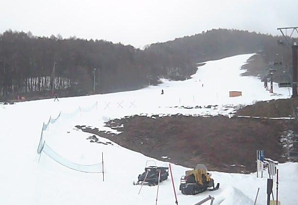 菅平スキーハウスのゲレンデライブカメラと雨雲レーダー/長野県上田市