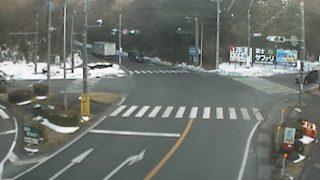 国道469号 十里木交差点 ライブカメラと雨雲レーダー/静岡県裾野市