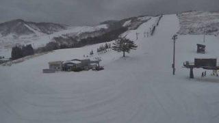 ジュネス栗駒スキー場ライブカメラと雨雲レーダー/秋田県東成瀬村