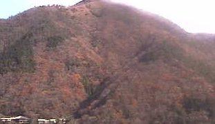 停止中:強羅(ごうら)ライブカメラと雨雲レーダー/神奈川県箱根町