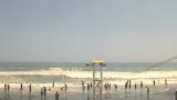 静波海岸ライブカメラ(夏季限定・USTREAM)と雨雲レーダー/静岡県牧之原市