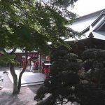 愛宕神社の境内ライブカメラ