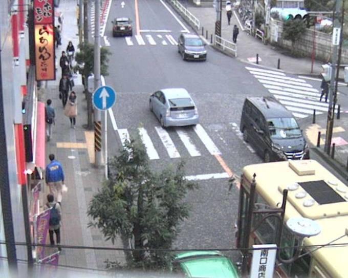 停止中:橋本駅ライブカメラと雨雲レーダー/神奈川県相模原市