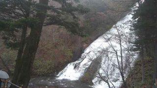 湯滝(ゆだき)ライブカメラと雨雲レーダー/栃木県日光市