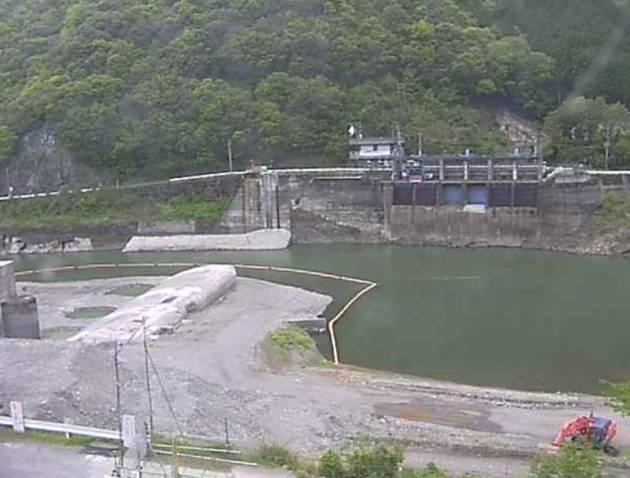 荒瀬ダム撤去工事ライブカメラ(3ヶ所)