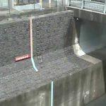 渋谷川の水位ライブカメラ