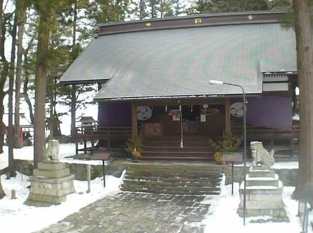 山家神社ライブカメラ