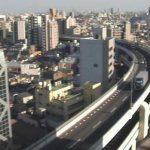 西巣鴨交差点と首都高速中央環状線ライブカメラ