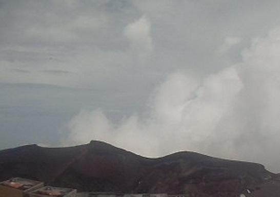 富士山頂ライブカメラと雨雲レーダー/静岡県・山梨県