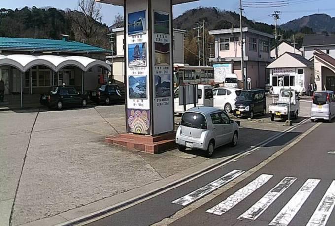 兵庫県香美町 香住駅前ライブカメラと雨雲レーダー