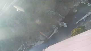 停止中:鬼怒楯岩大吊橋ライブカメラと雨雲レーダー/栃木県日光市