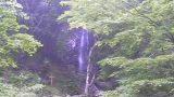 払沢の滝ライブカメラと雨雲レーダー/東京都檜原村
