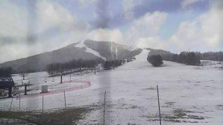 奥中山高原スキー場ライブカメラと雨雲レーダー/岩手県一戸町
