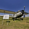 Airplane Memorial Parkの360度パノラマカメラ