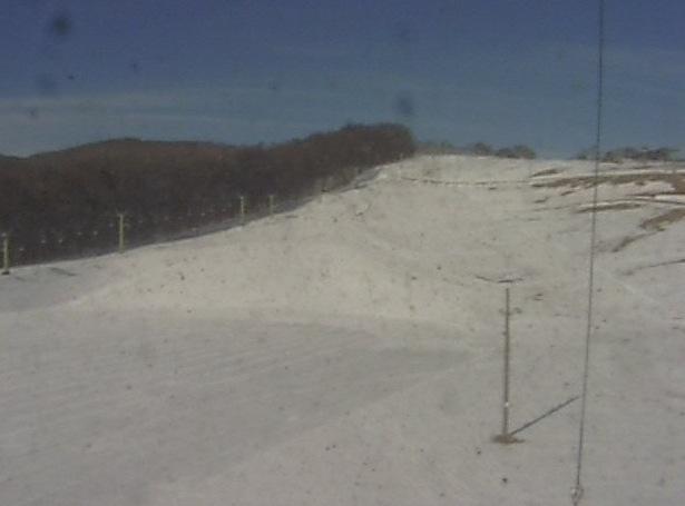 停止中:武尊牧場スキー場ライブカメラと雨雲レーダー/群馬県片品村