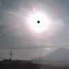 富士山ライブカメラ(勝又新聞店から)