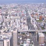 あべのハルカス周辺ライブカメラ(37階)
