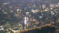 大阪府大阪市 あべのハルカス周辺ライブカメラ(37階)と雨雲レーダー