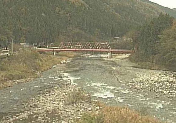 岐阜県 根尾川ライブカメラ(7ヶ所)と雨雲レーダー