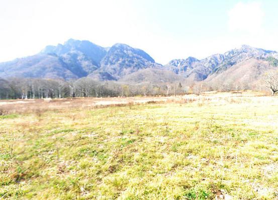 戸隠キャンプ場の360度パノラマカメラ