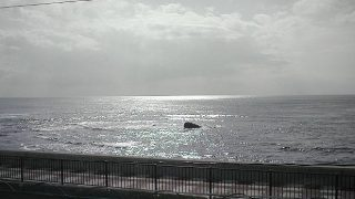砂辺海岸ライブカメラと雨雲レーダー/沖縄県北谷町