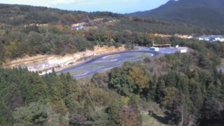 EBISU CIRCUIT(エビスサーキット)スクールコースライブカメラと雨雲レーダー/福島県二本松市