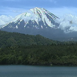 西湖レストハウス 富士山ライブカメラ