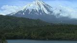 山梨県富士河口湖町 西湖レストハウス 富士山ライブカメラと雨雲レーダー