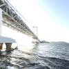 大鳴門橋の360度パノラマカメラ