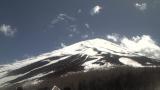 富士山五合目ライブカメラと雨雲レーダー/山梨県富士河口湖町