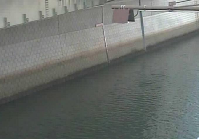 石神井川 ライブカメラ(溝田橋)と雨雲レーダー/東京都北区