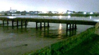 江戸川・綾瀬川・中川ライブカメラと雨雲レーダー