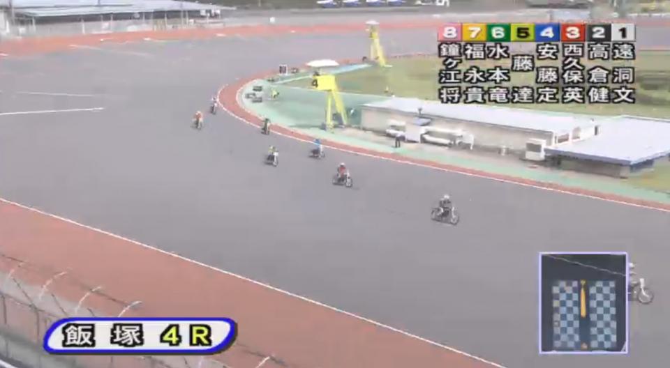 全国6ヶ所のオートレースが見れるライブカメラと雨雲レーダー