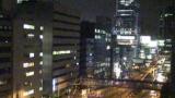 首都高速道路3号線ライブカメラと雨雲レーダー/東京都渋谷区