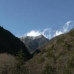 南アルプスの景色が見れるライブカメラ