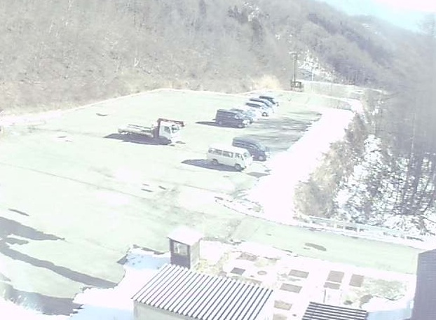 オグナほたかスキー場ライブカメラと雨雲レーダー/群馬県片品村